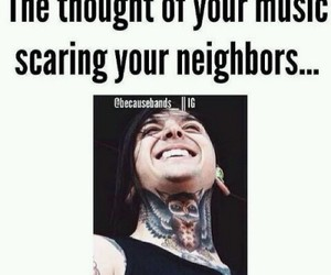 funny, pierce the veil, and tony perry image