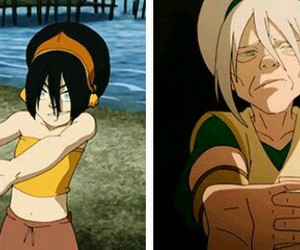 nickelodeon, tv, and toph beifong image