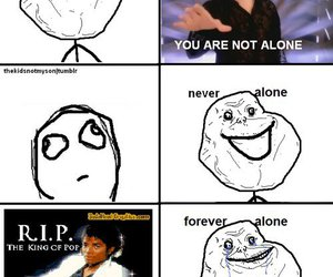 forever alone image