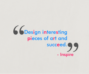 design, graphic, and inspire image