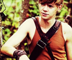 newt, boy, and thomas sangster image