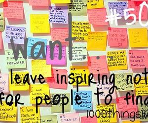 1000 things i want image
