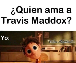 travis maddox and love image