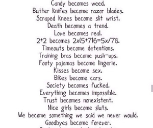 quote, life, and growing up image