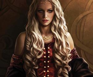 Queen, rhaenyra, and princess image