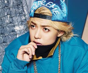 blonde, blue, and m.i.b image