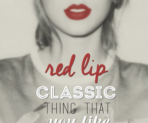 Taylor Swift, style, and red image