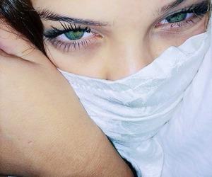 green eyes image