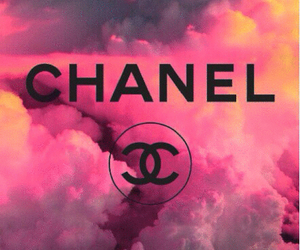 chanel, cloud, and girls image