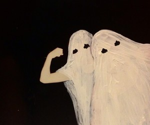 ghost and art image