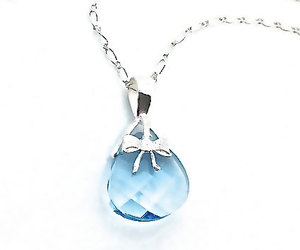 bow necklace, girly, and pendant image