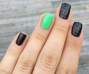 55 images about wicked nail designs on we heart it see more black prinsesfo Choice Image