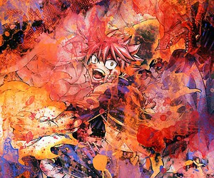fire, ft, and fairy tail image