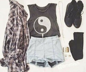 clothes, outfit, and fashion image
