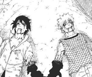 naruto, manga, and anime image