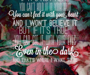 Lyrics and paramore image