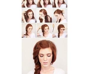 girls, hair, and hair do image