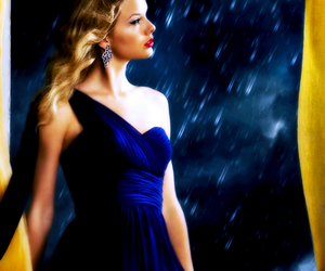 my work and Taylor Swift image
