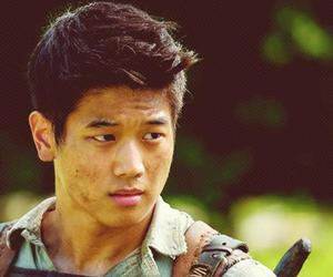 Minho, maze runner, and ki hong lee image