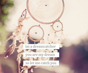 dream catcher and inspiration image