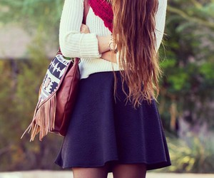 outfit, fall, and fashion image