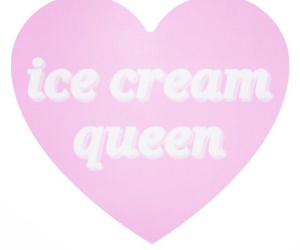 icecream and quneen image