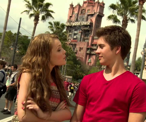 disney, belli, and billy unger image