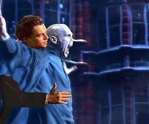 harry potter, titanic, and voldemort image