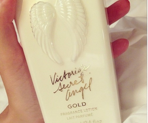 Victoria's Secret, angel, and lotion image
