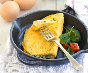 breakfast, cold, and food image