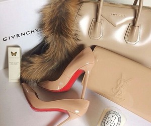 fashion, Givenchy, and shoes image