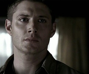 spn, deanwinchester, and jensenackles image