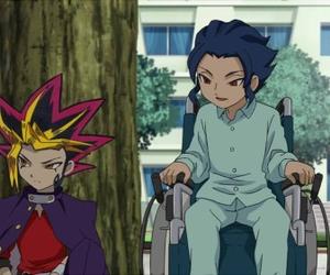 yugi, inazuma eleven, and tsurugi image