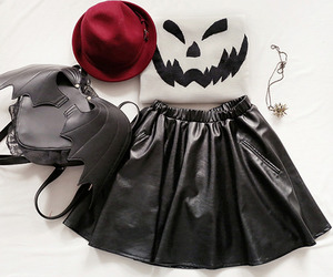 outfit, Halloween, and fashion image