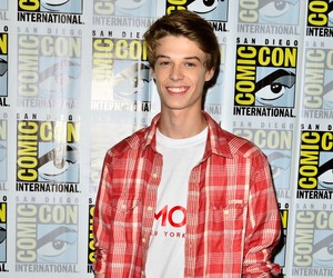 boy, man, and colin ford image