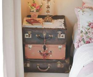 vintage, bedroom, and room image