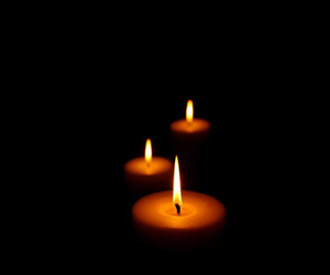 fire. candle. image