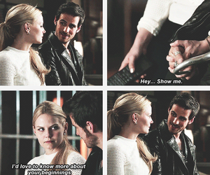 disney, hook, and captain swan image