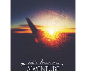 adventure, airplane, and an image