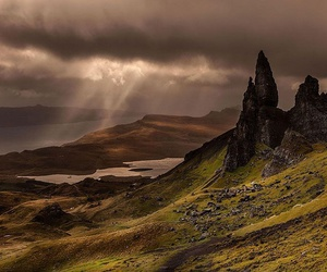 scotland and nature image