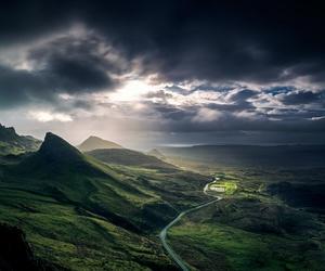 peninsula, scotland, and trotternish image