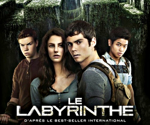the maze runner, le labyrinthe, and thomas image