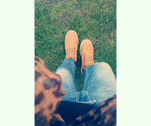 autumn, jeans, and me image