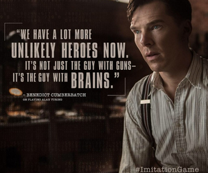 quotes, hero, and the imitation game image