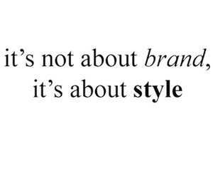 brand, quotes, and runway image