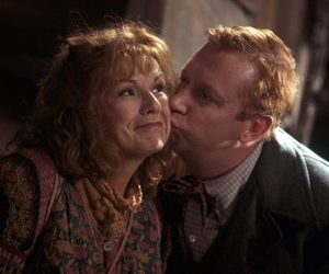 harry potter, weasley, and molly weasley image