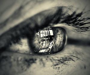 eye, photography, and eyes image