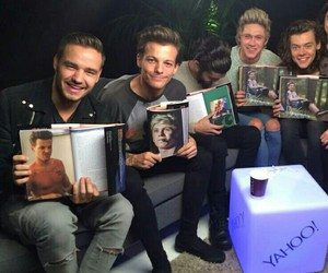 angels, boybands, and one direction image
