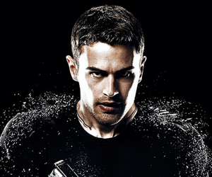 insurgent, theo james, and divergent image