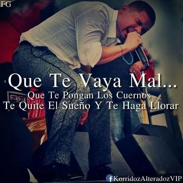 57 Images About Corridosnorteñassatevobanda On We Heart It